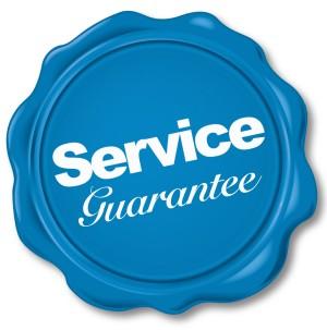 Service Garantie Siegel